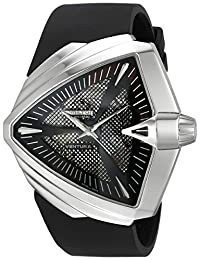 Hamilton Mens Automatic Leather watch #H24655331