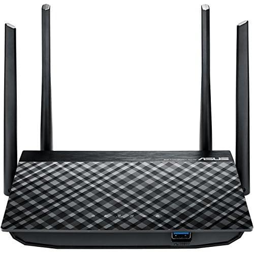 chollos oferta descuentos barato ASUS RT AC58U Router inalámbrico Dual Band AC1300 Gigabit USB 3 0 Servidor VPN MU MIMO CPU Quadcore