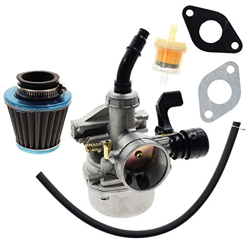 Atv,rv,boat & Other Vehicle New Carburetor Pz19 Carb 50 70 90cc 100 110cc 125cc Atv Sunl Nst Chinese Cable Choke To Adopt Advanced Technology
