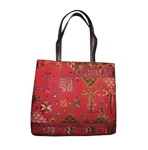 Silkroude Vintage Banjara Bags Sac Bohême Sac Gypsy Shopping Sac à main