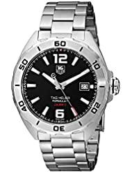 TAG Heuer Mens WAZ2113.BA0875 Stainless Steel Automatic Watch