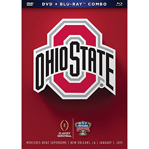 2015 Allstate Sugar Bowl [Blu-ray + DVD] (Best Sports Fan Fights)