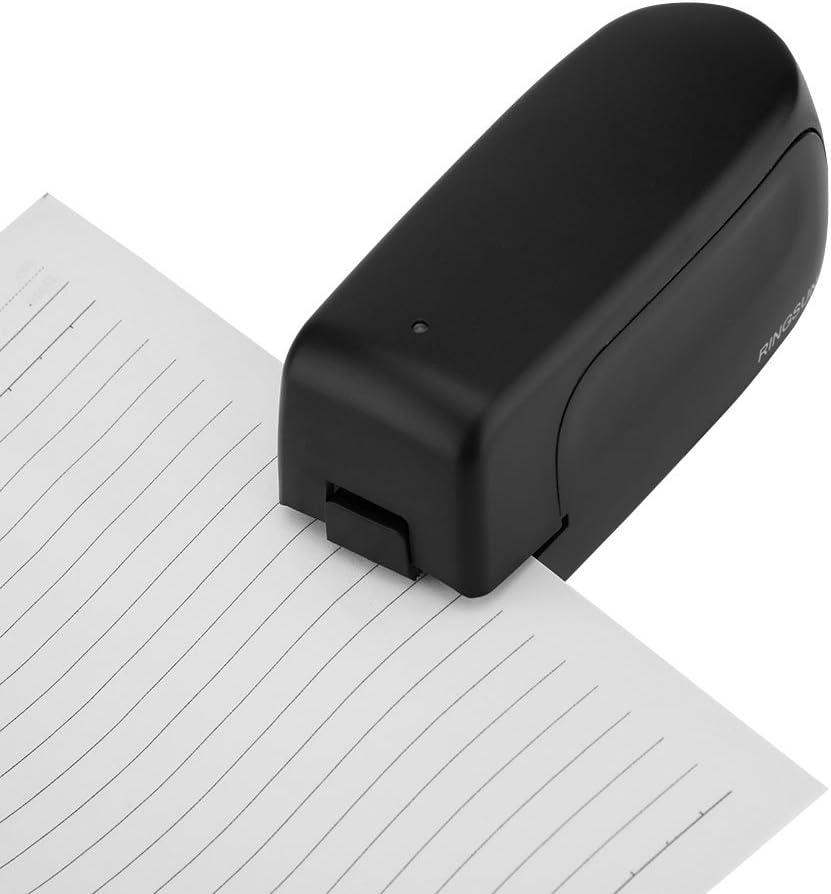 Bicaquu agrafeuse /à papier /électrique agrafeuse /à papier /électrique bureau scolaire machine /à relier automatique capacit/é de 10 /à 22 feuilles Commercial