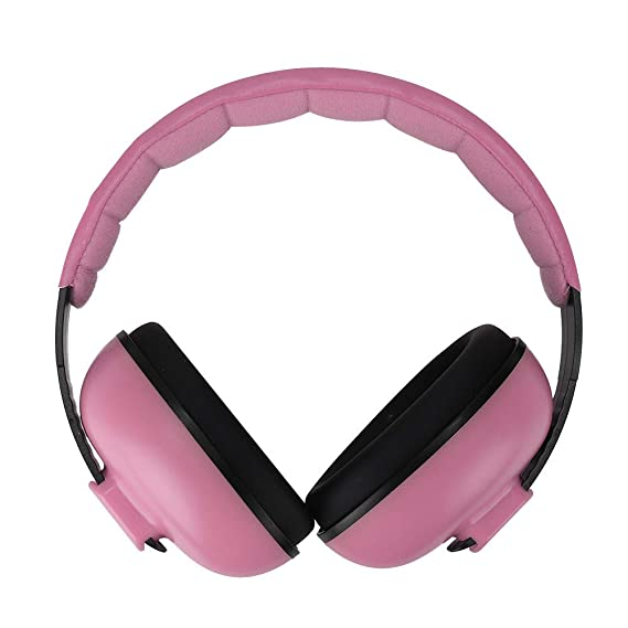 d010b105763 Kids Ear Protection Safety Ear Muffs,Hearing Protection Earmuff/Headphone  for Toddler, Noise