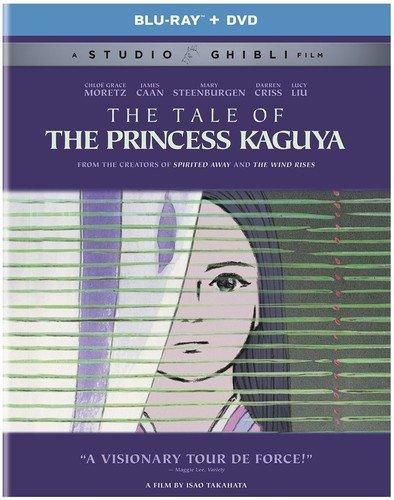 The Tale of the Princess Kaguya (Blu-ray + DVD) (Studio Ghibli The Tale Of Princess Kaguya)
