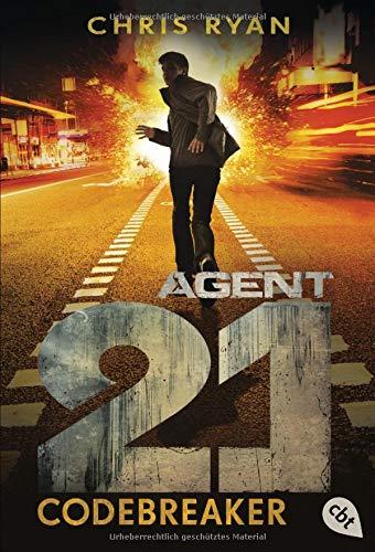 Agent 21 – Codebreaker (Die Agent 21-Reihe, Band 3)
