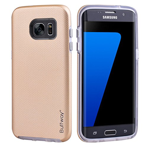galaxy-s7-edge-case-buffway-dual-layer-with-drop-shock-proof-tpu-and-textured-pattern-grip-hard-cove