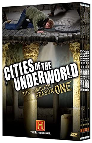 Cities of the Underworld: Season 1 (City Of Sin Dvd)