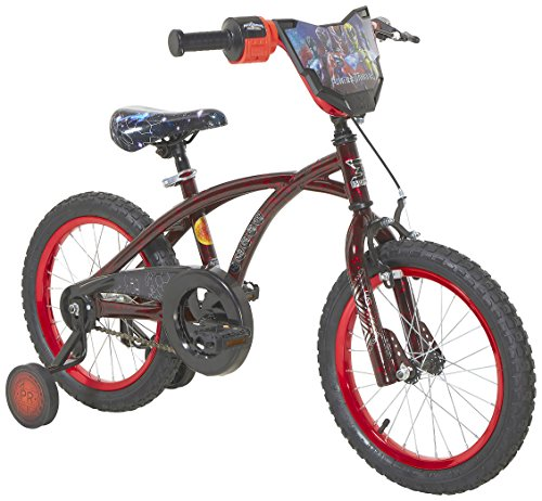 Cheap Power Rangers Dynacraft Boys BMX Street/Dirt Bike 16″, Red/Black/Red