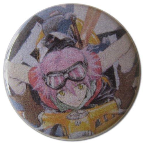 Mamimi Flcl Costume (Haruko & Vespa (FLCL) 1.25 Inch Magnet)