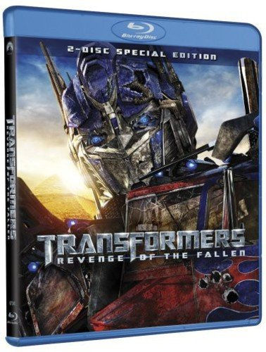 Blu-ray : Transformers: Revenge of the Fallen (2-Disc Special Edition) (Special Edition, , Dubbed, Dolby, AC-3)