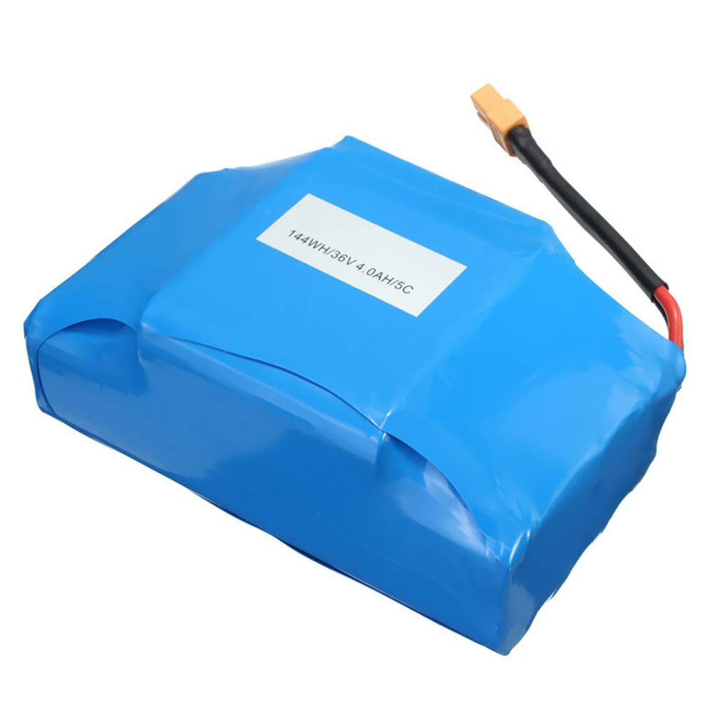 Walmeck- 36V / 4400mAh Replacement Rechargeable Batterys for Hoverboards Scooter Ebike