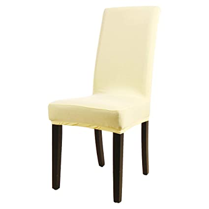 Magnificent Uxcell Dining Chair Cover Stretch Bar Stool Slipcover Kitchen Chair Protector Spandex Chair Seat Cover For Home Decorative Dining Room Party Wedding Download Free Architecture Designs Intelgarnamadebymaigaardcom