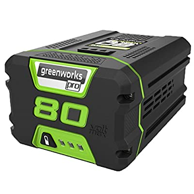 GreenWorks 80V 2.0AH Battery