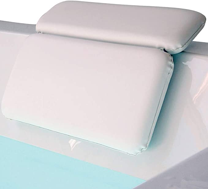 Spa Bath Pillow with Powerful Gripping Technology and Luxury two Panel Design