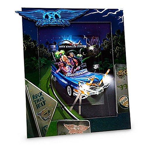 Disney Parks Exclusive : Aerosmith Rock 'n' Roller Coaster Photo - World Disney Frames