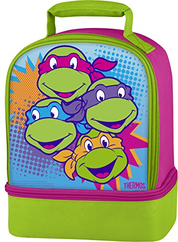 Thermos Compartment Teenage Mutant Turtles