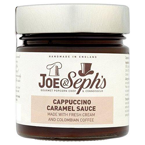 Joe & Seph's Cappuccino Caramel Sauce 230g - Pack of 6