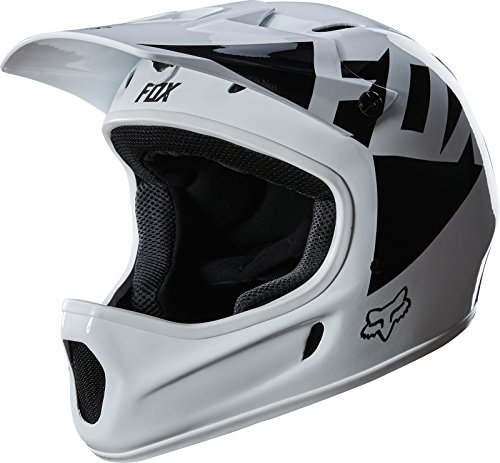 Fox Racing Rampage Helmet Landi White Glossy, L by Fox Racing