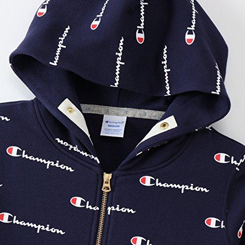 [チャンピオン] ジップパーカー ゴルフ CW-MS102 レディース