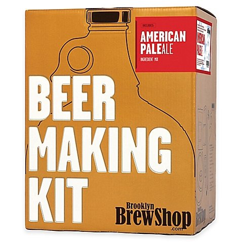 Brooklyn Brew Shop Beer Making Mix, American Pale Ale -
