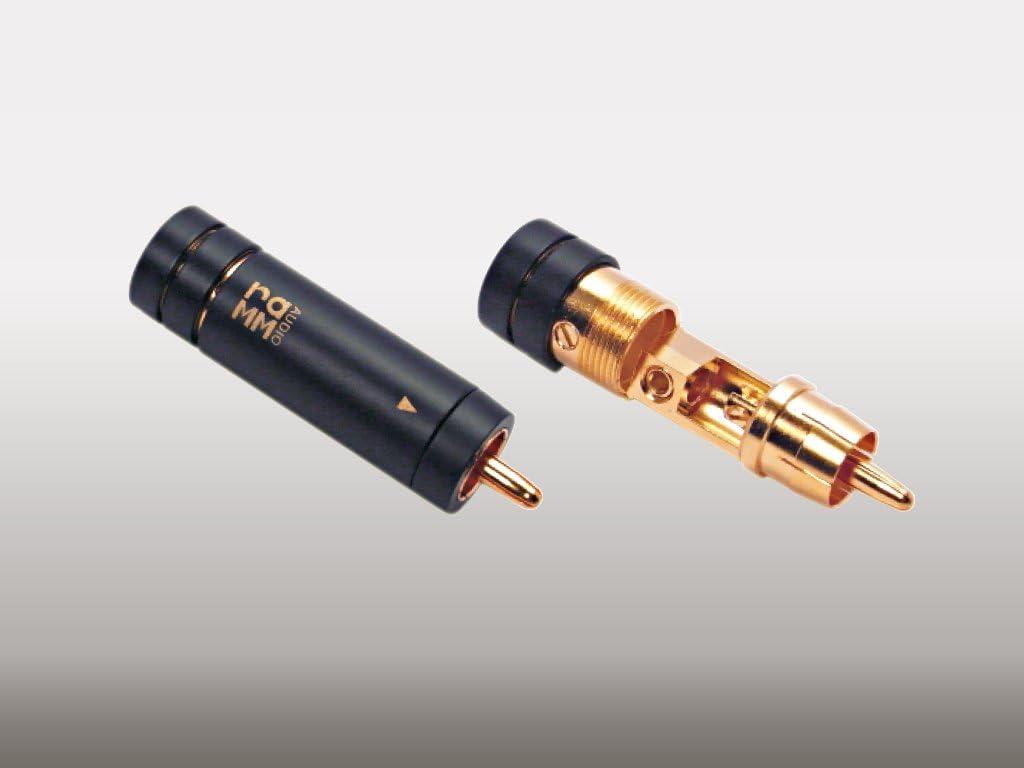 RAMM Audio E7 /• PCOCC Audiophile RCA Interconnect 1.0 Meter Pair