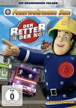 Dvd Feuerwehrmann Sam Der Retter In Der Not Mmc91652 Amazoncouk