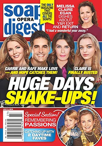 Android Magazine - Soap Opera Digest