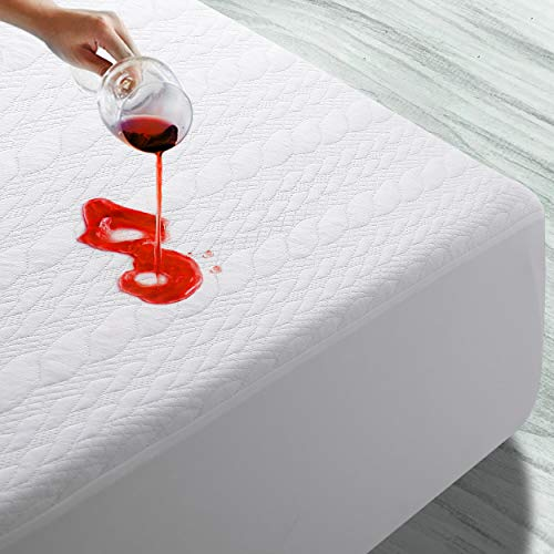 Harkawon Waterproof Mattress Protectors