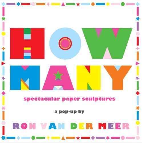 How Many? by Ron Van Der Meer (2007-09-25): Amazon.es: Ron ...