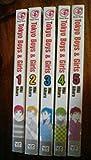 Tokyo Boys & Girls Vols. 1-5 complete set Shojo Beat Manga