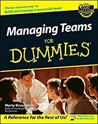 Managing Teams For Dummies