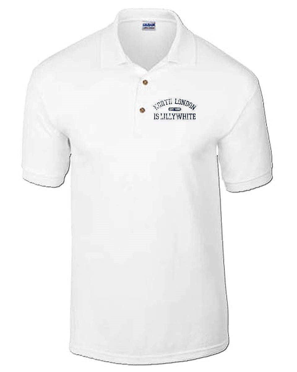 T-Shirtshock - Polo WC0611 Tottenham T-Shirt - North London IS ...