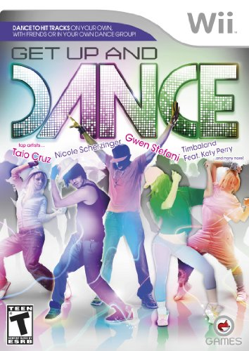 Get Up and Dance - Nintendo Wii from O-Games