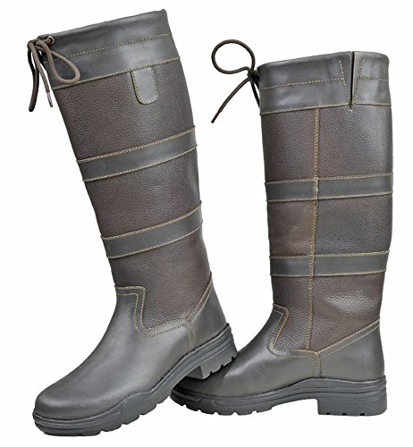 HKM Fashion botas - invierno Belmond- Marrón - marrón oscuro