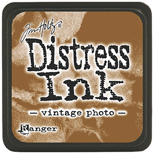 Ranger Tim Holtz Distress Ink Pads, Mini, Vintage Photo DMINI-40262