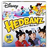 HedBanz Disney, Guessing Game Featuring Disney Characters, for Kids & Adults, Ages 7 & Up (Edition May Vary)
