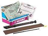 Suzuki Musical Instrument Corporation SRE-3 3-Piece Soprano Recorder