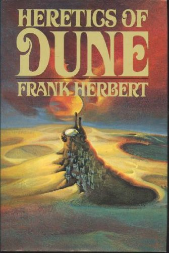 Heretics of Dune, 1st Edition, Frank Herbert