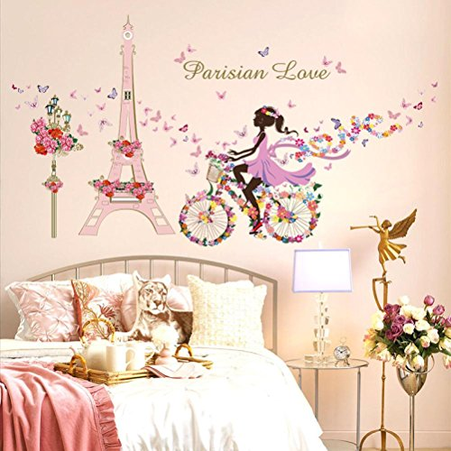 Wall Sticker, Hatop Wall Stickers Romance Decoration Wall Poster
