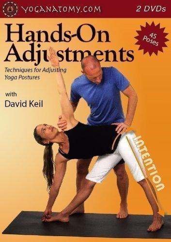 Hands-on Adjustments: Techniques for Adjusting Yoga Postures ...