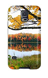 Case Cover Reflection/ Fashionable Case For Galaxy S5