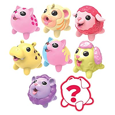 Chubby Puppies & Friends Collector Pack Sugar Babies (10 Pack): Toys & Games