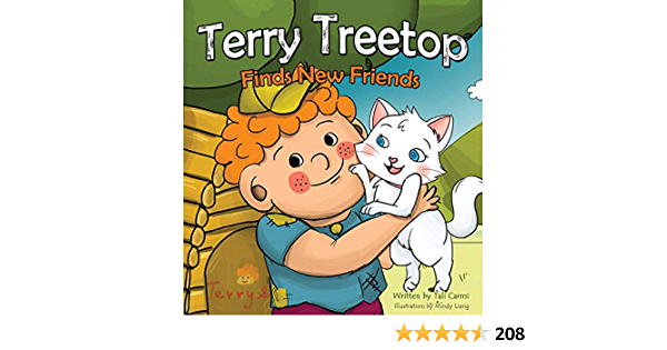 Ebook Terry Treetop Finds New Friends By Tali Carmi