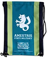 FULLMETAL ALCHEMIST BROTHERHOOD - AMESTRIS DRAWSTRING BAG