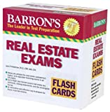 img - for Barron's Real Estate Exam Flash Cards book / textbook / text book