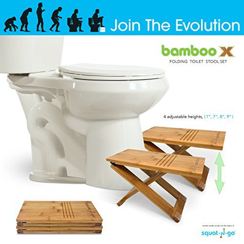 toilet stool for feet - 8