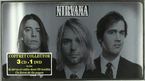 CD : Nirvana - With the Lights Out (With DVD, Boxed Set, Digipack Packaging, 4 Disc)