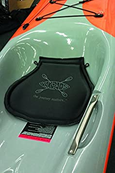 Yakpads Cushioned Seat Pad Gel Seat Pad For Kayaks Portable Seat