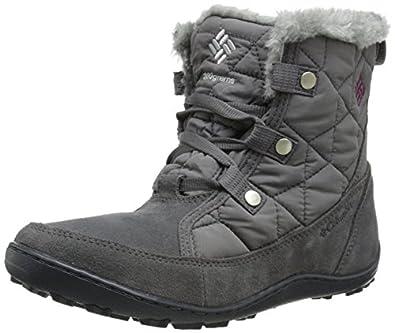 Amazon.com | Columbia Women's Minx Shorty Omni-Heat Winter